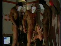 gruppen sex schüler mit einem geburtstagskind